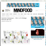 Win 1 of 4 Biolage Haircare Gift Sets from Mindfood