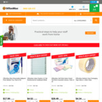 75% off Everything, In-Store Stock Only @ OfficeMax