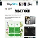 Win 1 of 4 KIWIHERB STRESS & SLEEP PACKS (Worth $64.30) from Mindfood