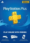 Win 12 Months PlayStation Plus Subscription