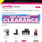 Makeup Clearance Sale at Lovemy Makeup ($2 Nail Polish)