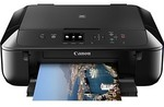 Canon Pixma MG5760BK All-in-One Printer $1.20 (after $50 Cashback) @ JB Hi-Fi (-$1.36 with WHS Price Beat) [Sold Out Online]