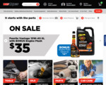 30% off All Repco Branded Products @ Repco.co.nz (Online Only)