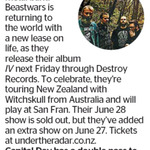 Win a Double Pass to Beastwars from The Dominion Post (Wellington)