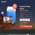 [PC] EaseUS Video Editor US$34.95 (~NZ$53) @ EaseUS