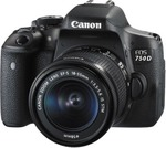 Canon 750D $849.00 from JB Hi-Fi