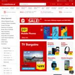 "The Warehouse Birthday Sale, eg Veon 43"" 4K tv $329, 58"" 4K tv, $499, Skullcandy Riff On-Ear Headphones $29.50 etc"