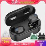 AUSDOM TW01 TWS Wireless Bluetooth Earphone  NZ ~$15.75 (US $9.99), M09 NZ ~$22.10 (US $13.99) @ AUSDOM AliExpress