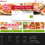 Free Large Classic Value Cheese Pizza with Any Online Order over $20