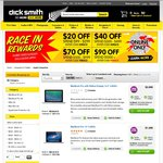 14% off Apple Mac Computers & Free Shipping | Also $20 off > $99, $40 off > $300 @ Dick Smith