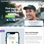 Free First Parking Session @ Parkable