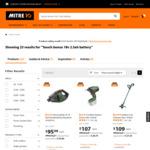 Purchase 1x18VPower Tool or Power Garden Tool Skin & Receive Bonus 18V Battery (Valued $99) for Free @ Mitre10