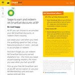 BP Fill'er up Friday: Save 10c/Litre on Fuel (Min Spend $40) @ AA Smartfuel
