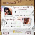 Life Is Strange Episode 1 Free (X1,360, PC, PS3, PS4)