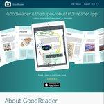 GoodReader iOS App $2.99 (PDF Reader, Annotator, File Manager)