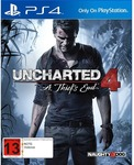 $23 Uncharted 4: A Thieve's End PS4, Free Shipping to Select Addresses, with $5 off Coupon Code @ Harvey Norman