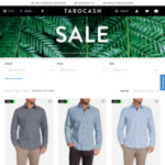 Men's Shirts from $11.24 @ Tarocash (Shipping Free When Order >= $150 or $20 Delivery)