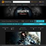 [Steam] Sniper: Ghost Warrior Trilogy USD $1 (Was USD $19.99) @ Fanatical