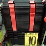 80L Storage Tub $10 @ Bunnings New Lynn