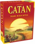 Settlers of Catan Board Game A$43.25 Delivered @ Amazon AU