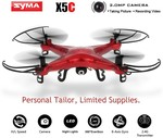 Syma X5C Quadcopter USD $39.99 (NZD ~$57) Shipped @ TomTop