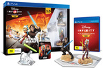 [PS4] Disney Infinity 3.0 Star Wars Start Pack - $28 @ Mighty Ape