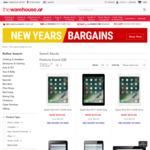 iPads $455 Free Postage at The Warehouse, $432.25 with Warehouse Credit Card