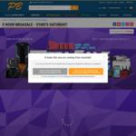 PB Tech Mega Sale - 3 TB Seagate external Drive $99 Intel M.2 SSD $59, Gigabyte GTX1080ti $1199
