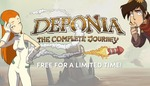 Free:  Deponia: The Complete Journey (Steam Key) at Humble Bundle