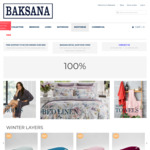 30% off @ Baksana Homewares