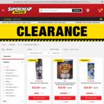 Plasti Dip Black or White Spraycans $20 (Was $33.99) @ Supercheap Auto (Pickup Only)