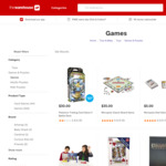 Plumber Pants Game $9 (Was $30); Zuru Mouthful $9; Jumanji Board Game $22.50 @ The Warehouse