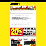 "JB Hi-Fi Boxing Day Sale: Akai 55"" Ultra HD 4K TV $999 ($1478 off), Huawei P8 Lite Phone $199 ($150 off) + More"