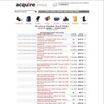 HDD Sale - WD Blue WD5000AZLX 500GB $35.18 & More @ Acquire