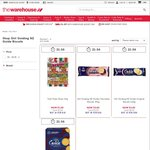 Girl Guide Biscuits $3per or $2per in Bulk (15-18 Units) - The Warehouse Red Alert