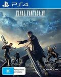 [PS4] Final Fantasy 15 @ Mighty Ape's eBay Store - ~$37.50 Delivered