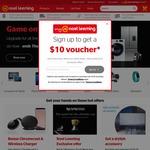 MyNoelLeeming Signup $10 Voucher Code @ Noel Leeming (Online and Instore)