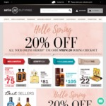 20% Discount on Duty Free Pre-Order @ Aelia Duty Free