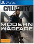 [PS4/XB1] Call of Duty Modern Warfare $69 + Delivery @ Dick Smith