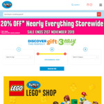 $10 off When Spending $50 @ Toyco