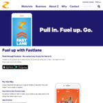Pumped Discounts with Z Fastlane