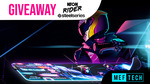 Win 1 of 2 Limited Edition SteelSeries Neon Rider Packs from MEF TECH