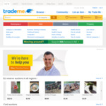 No Success Fees for Items in Mobile Phones Category @ Trademe