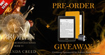 Win a Kindle Paperwhite Bundle (UnBroken Pre-Order Giveaway) from Bookthrone