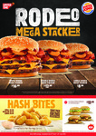 Burger King April Coupons: Whopper Jr $3, 2 Cheeseburgers + Reg Fries + Reg Drink $6.95, 3 Churros $2 + More