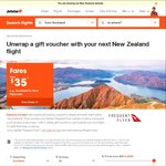 Include Your Qantas Frequent Flyer Number on Your Jetstar Domestic Booking and Receive $10 Jetstar Voucher