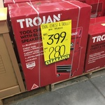 Trojan Tool Chest $280 (RRP $399) at Bunnings Warehouse