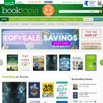 Booktopia - 10% off + up to 90% off End of Financial Year Sale Clearance