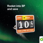 Save 10c/Litre on Fuel at BP (Min Spend $40) @ AA Smartfuel (28/3)