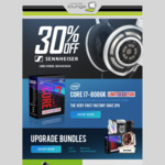 30% off Sennheiser, 15% off ASUS Radeon Video Cards, 20% off Corsair Cases and More @ Computer Lounge